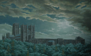 Cathedral by Moonlight